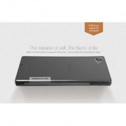 Nillkin Nature Funda TPU Transparente para Sony Xperia Z5 Compact E5823
