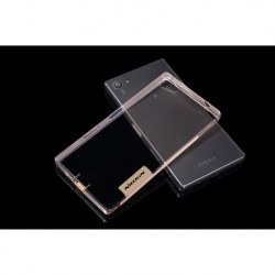 Nillkin Nature Funda TPU Marron para Sony Xperia Z5 Compact E5823