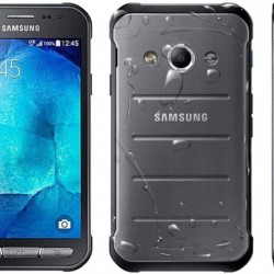 Samsung G389F Galaxy XCover 3 Value Edition PLata Oscuro T-Mobile IMP