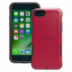 Trident Funda Protectora Aegis Roja para iPhone 7