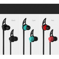 USAMS LY Sport Manos Libres Estereo Bluetooth Rojo